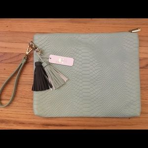 NWT Charming Charlie Clutch